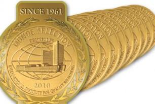 Pedras e Super Bock recebem Ouro no Monde Selection